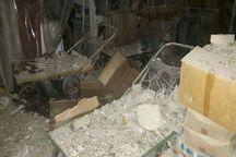 انفجار کپسول گاز در مشهد مصدومیت چهار نفر را رقم زد