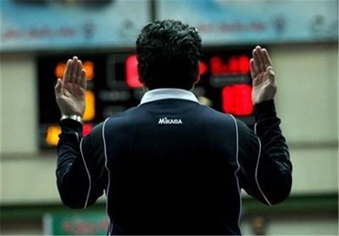 اسامی داوران و ناظران مرحله نیمه نهایی لیگ برتر والیبال