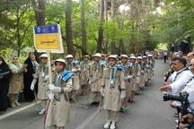 درخشش دانش آموزان پیشتاز البرزدر اردوی ملی