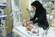 روش درمانی کاتترورید نوزادان در لرستان انجام شد