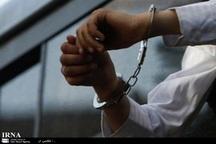 6 سارق در دهدشت دستگیر شدند