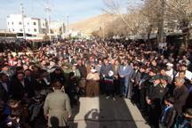 راهپیمایی 22 بهمن اوج همدلی و اقتدار ملت ایران را به دنیا نشان داد