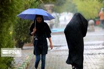 باران پاییزی به هوای اصفهان لطافت تازهای بخشید