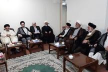 جلسه هم اندیشی فراکسیون امید با مجمع روحانیون مبارز