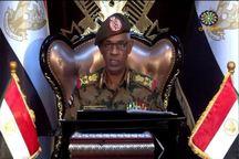 رئیس شورای انتقالی سودان با فشار مردم از مقام خود استعفا داد