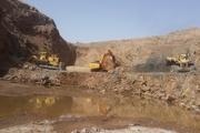 فعالیت 2 معدن در قزوین و اعتراض فعالان مدنی