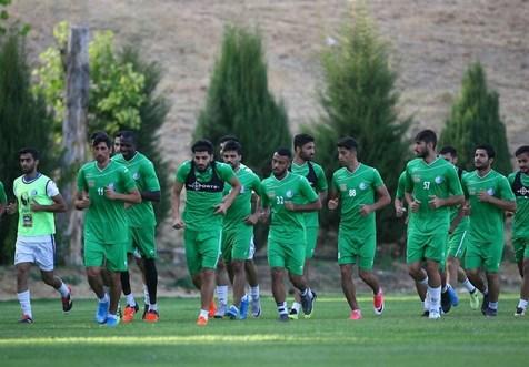 7 بازیکن ملی پوش به تمرینات استقلال بازگشتند