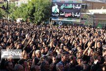 تجمع عزاداران حسینی در پارسآباد برگزار شد