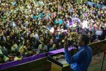 حواشی سخنرانی جهانگیری در اراک