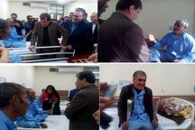 بازدید استاندار کهگیلویه و بویراحمد از بیمارستان اعصاب و روان یاسوج
