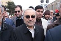 روحیه جهادی رمز پیروزی بر هر توطئه دشمن است