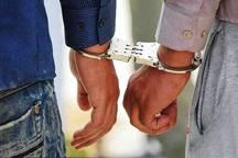 2 سارق منزل در بندرماهشهر دستگیر شدند