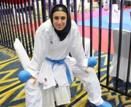 بانوان کاراته کا ایرانی جزو بهترین های آسیا هستند