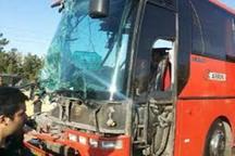 تصادف در مشهد 2 کشته و 13 مجروح به جا گذاشت