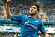 سردار آزمون زننده اولین گل فصل لیگ قهرمانان اروپا