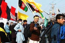 خدمات به زائران  افغانستانی در مرز دوغارون قابل تقدیر است