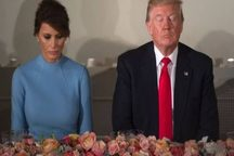 اختلاف زناشویی ترامپ و همسرش!