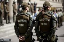عکس/ انفجار تروریستی در قلب پایتخت شیلی