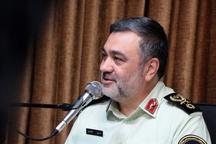 فرمانده ناجا با رئیس مجلس دیدار کرد