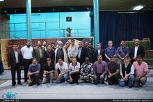 بازدید هیاتی از دانشگاه دفاع ملی پاکستان از بیت امام خمینی در جماران
