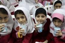 توزیع شیر در مدارس استان زنجان آغاز شد