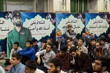 مراسم سالگرد شهید صیاد شیرازی در قزوین برگزار شد