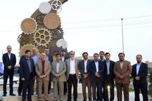 افتتاح میدان مالیات در ساری