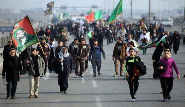 ۹۸۸۲ نفر بوشهری برای پیاده روی اربعین نام نویسی کردند