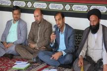 فرماندار خوسف: جمعیت ملاک توزیع اعتبارات است