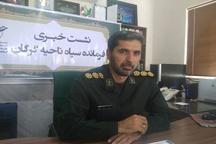 فرمانده بسیج: پنجم آذر 57 افتخار مردم گرگان است