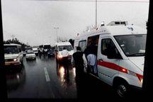 پسربچه بر اثر برخورد با خودرو در جاده زنجان جان باخت
