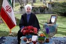 روحانی: سال جدید، سال اشتغال بیشتر برای جوانان خواهد بود باید مشارکت حداکثری، رقابت سالم و انتخابات قانونی، مد نظر همه ما باشد