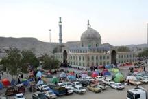 افزون بر یکهزار مسافر نوروزی در اماکن متبرکه کرمان اسکان یافتند
