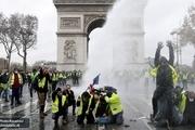 سی و یکمین هفته اعتراضات در فرانسه+ تصاویر