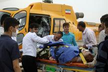 21 زائر مصدوم و بیمار از عراق به بیمارستان مهران منتقل شدند
