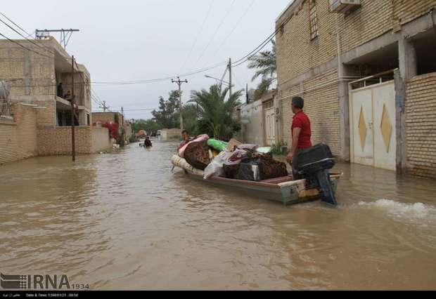 روستاییان سیلزده خوزستان 100 میلیون ریال کمک بلاعوض میگیرند