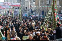 مراسم راهپیمایی یوم الله 22 بهمن در سراسر کشور آغاز شد