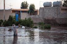 یکهزارو 730 نفر گرفتار در سیلاب خوزستان امدادرسانی شدند