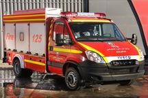 آتش سوزی واحد مسکونی در سهند 10 مصدوم به جا گذاشت