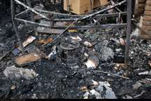 اعلام علت آتش سوزی بازار تبریز به تعویق افتاد