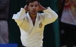 مدال نقره جودو اوپن قزاقستان بر گردن خجسته