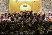 میدان تاریخی کرمان غرق در نوای موسیقی اصیل سنتی