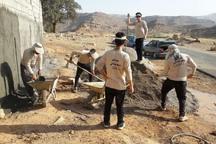چهار هزار بسیجی یزدی در اردوهای جهادی شرکت کردند
