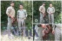 دستگیری شش متخلف شکار و صید
