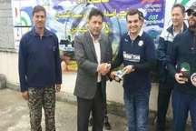 معرفی نفرات برتر مسابقات تیراندازی بنج رست در گلستان