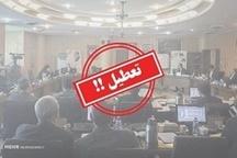 کارت زرد فرماندار به رئیس شورای شهر کرج ابلاغ تذکر کتبی