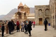 بازدید گردشگران از اماکن تاریخی آذربایجان شرقی 17 درصد افزایش یافت