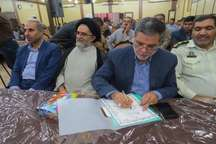 ابرکوه رتبه نخست استان با کمک 3.1 میلیارد ریالی به زندانیان جرایم غیرعمد