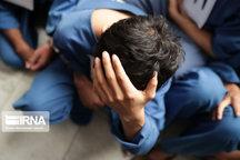 سارق سیم برق هوایی در زنجان دستگیر شد