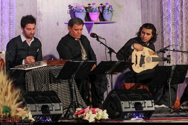 «عدنان کریم» در مهاباد کنسرت موسیقی اجرا می کند